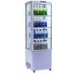 Витрина холодильная STARFOOD 235L happyshef.by