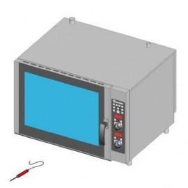 Печь конвекционная газовая TECNOINOX GFP05DS