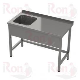 Ванна моечная ВМ1L 1100*700*850