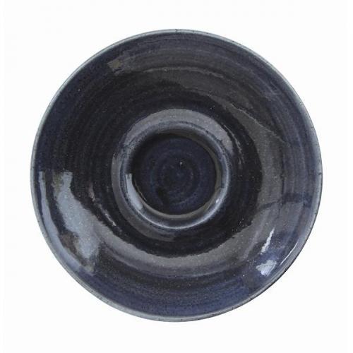 Блюдце d15,6см Monochome, цвет Mist Blue