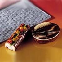 Коврик силиконовый рельефный «Плетение» 0,8см, 57х37см