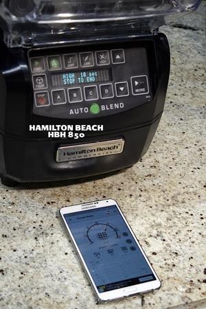 Hamilton Beach HBH 850