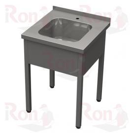 Ванна моечная М1 6/7-Р 600*700*850