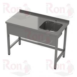 Ванна моечная ВМ1P 1200*700*850