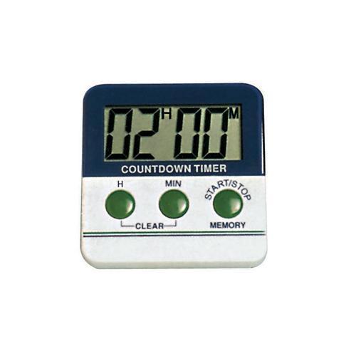 Таймер электронный 6,5х6,5см, обратный отсчет HappyShef.by