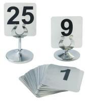 Номер стола 26-50, нерж.сталь
