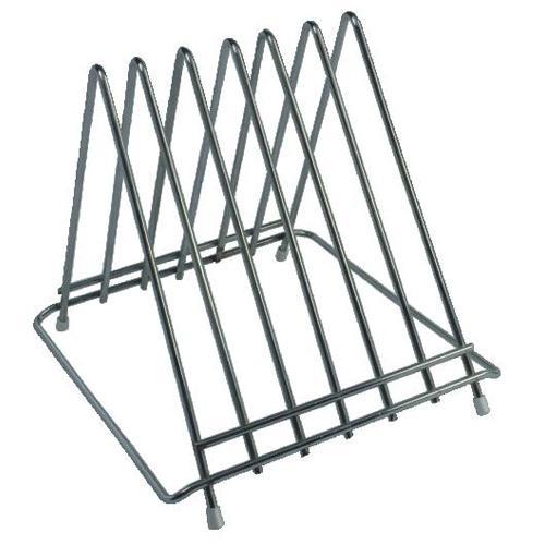 Подставка для 6 досок, нерж.сталь