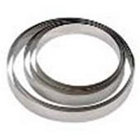 Форма кондитерская «Круг» d 6см h 4,5см, нерж.сталь