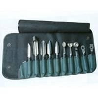 Набор ножей для карвинга 10 предметов, нерж.сталь HappyShef.by