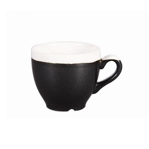 Чашка Espresso 100мл Monochome, цвет Onyx Black×