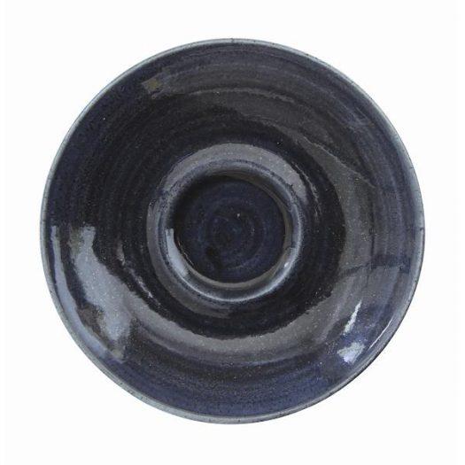 Блюдце d15,6см Monochome, цвет Mist Blue×