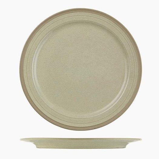Тарелка мелкая 23см, керамика, Igneous