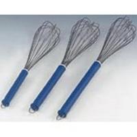 Венчик 30 см (синяя ручка) HappyShef.by