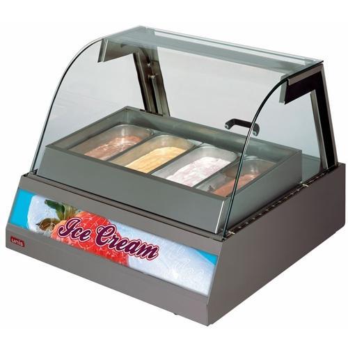 Витрина для мягкого мороженого UNIS Kentucky Ice-cream 2GN1/1×