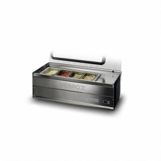 Витрина для мороженого NEMOX 4MAGIC PRO100