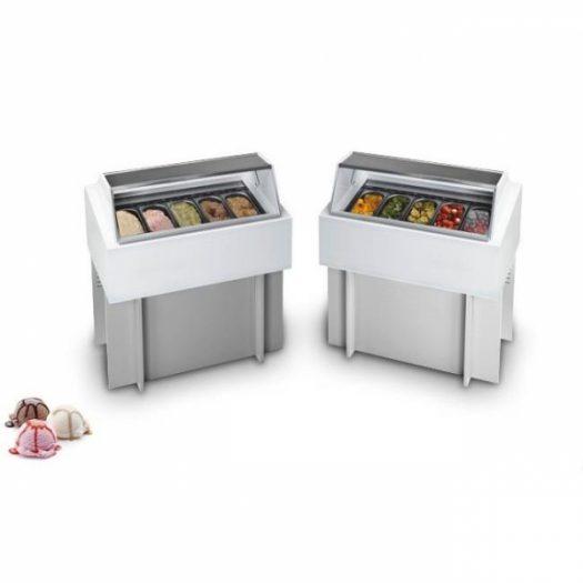 Витрина для мороженого NEMOX FRESH Magic Pro 150×