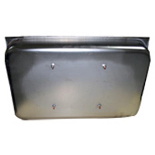 Поддон для мармита настольного (чефиндиша) прямоугольного, ZC100-3