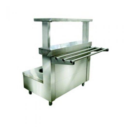 Прилавок для первых блюд ITERMA мэ-1-1107-21к3